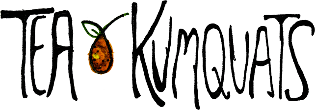 Tea and Kumquats Logo