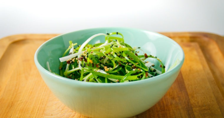 Green Onion Side Dish