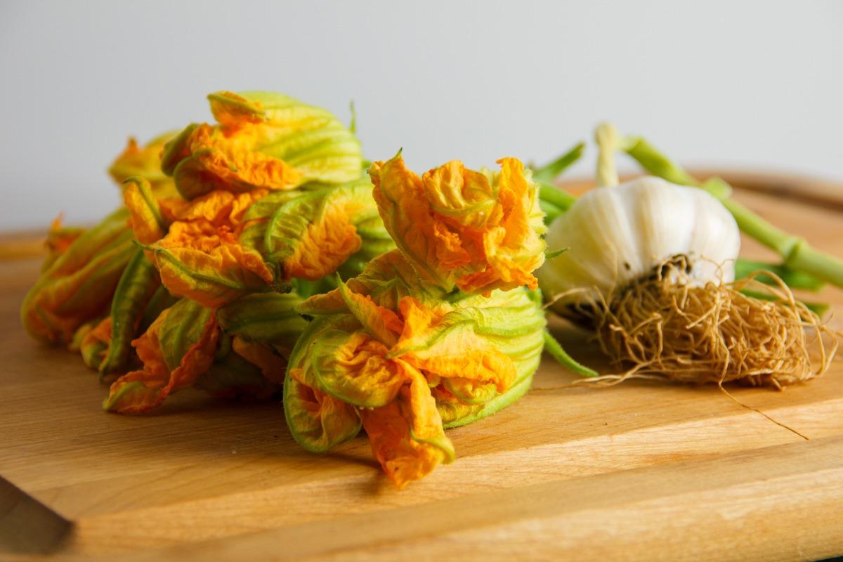 Squash Blossom Ingredients