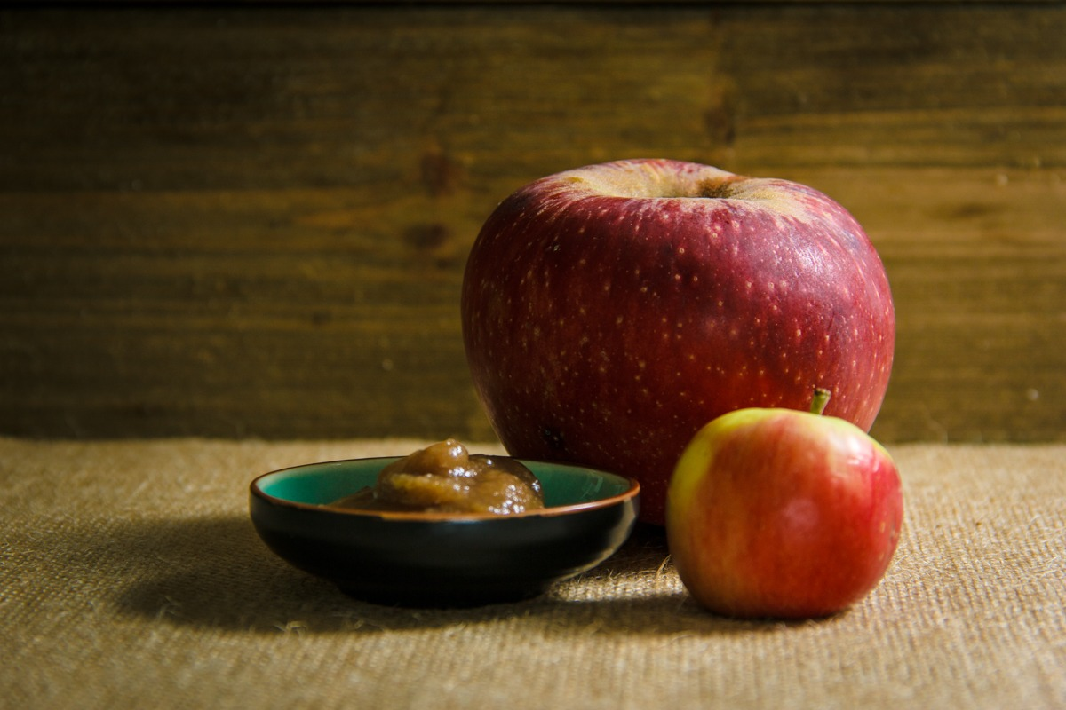 Apple butter ingredients
