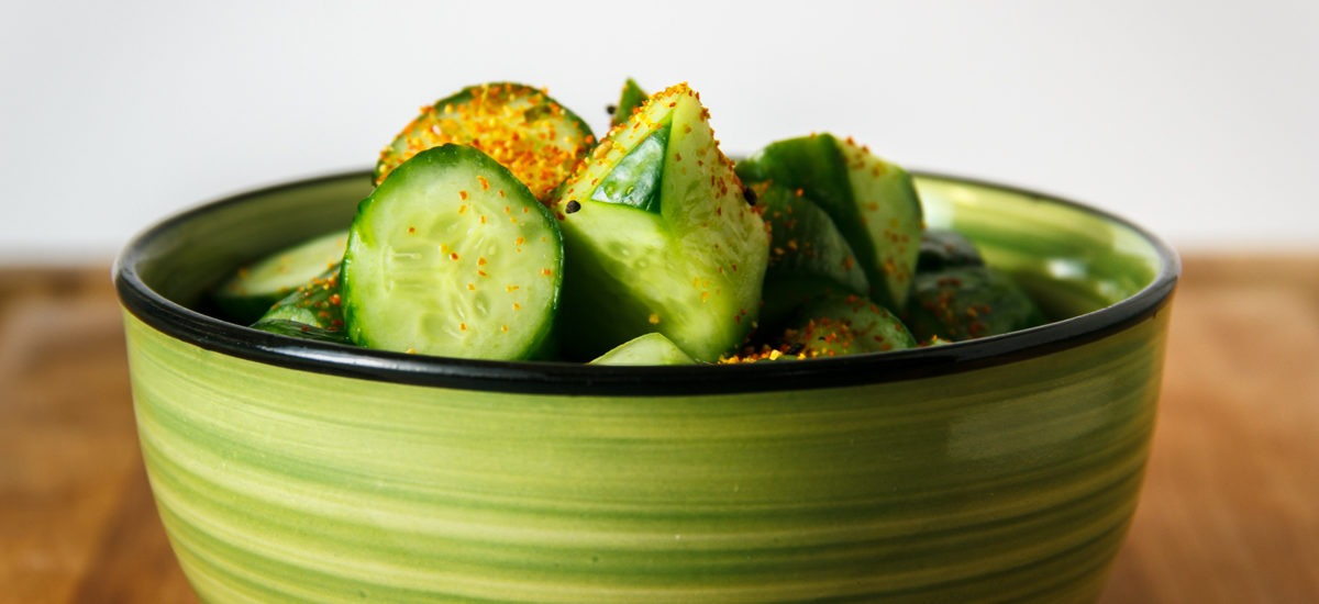 Weeknight Sort-of Banchan or Your Guide to Quick Pickling