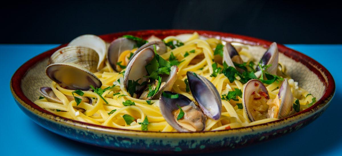 Celebratory Clam Pasta