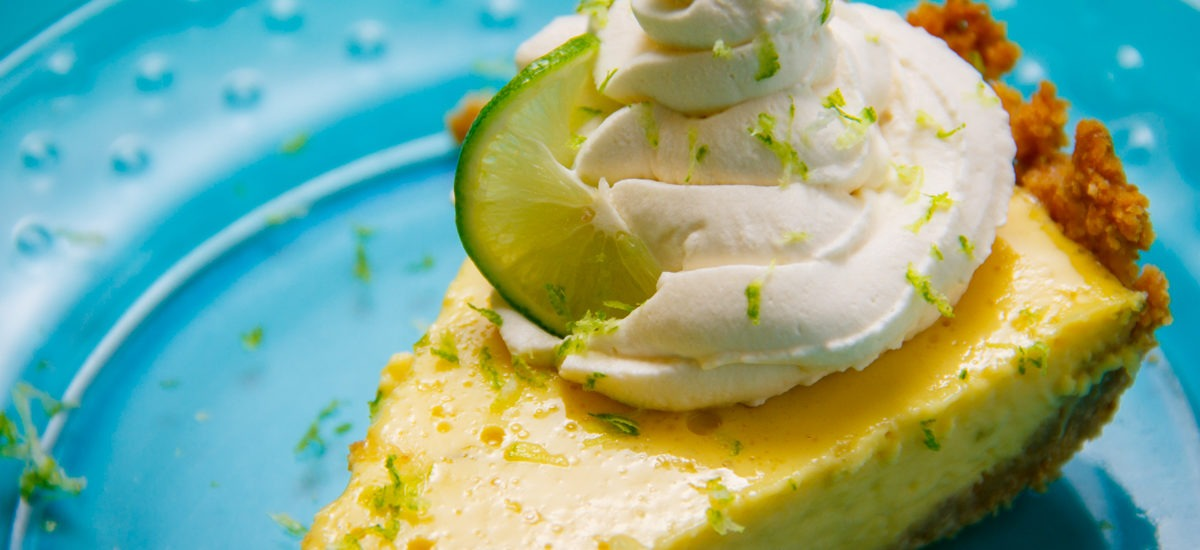 Our Favorite Key Lime Pie